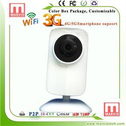 ip home security system pinhole wireless ip network camera with high quality