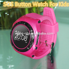 Mini/Micro Child GPS Tracker Watch Tracker For Kids With Free Online Tracking