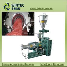 pvc plastic sheet extrusion machine for calender line