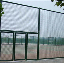 Best price Chain link Fence netting/diamond wire mesh factory (IOS9001) China Supplier