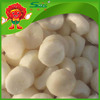 Supply frozen vegetables, organic water chestnut