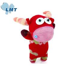 LMT-WZWW-83 2015 Newest Fashion Designer bull soft sock toy