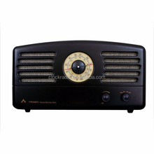 Classical Antique Vintage Retro Wooden AM/FM 2 Way Radio