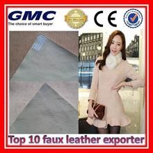 Micro fiber paint synthetic leather custom wholesale