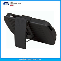 protective holster combo case for Blackberry Q10 with hole