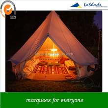 [ Leshade ]6M round tent luxury tent house camping tents