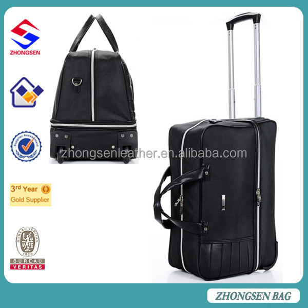 Multifunction business trolley bag special design trolley luggage