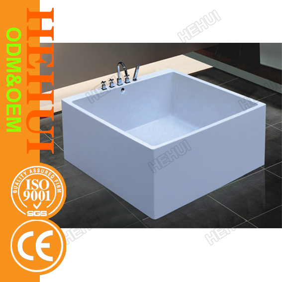 deep cast iron tub images