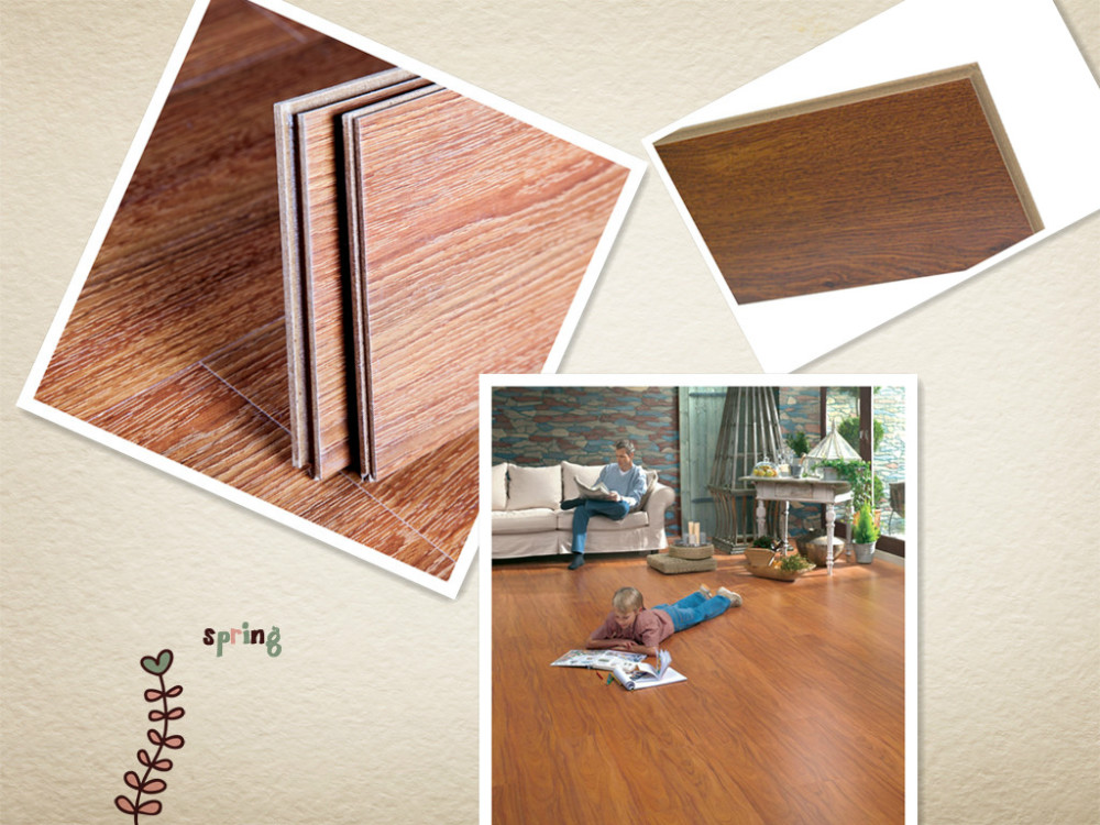 12mm ac3 arc click lock laminate flooring v groove best for Click lock laminate wood flooring