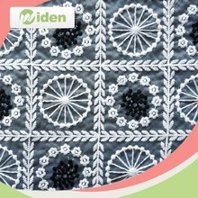 Widentextile Firm and nice package most popular exquisite wholesale bridal fabric