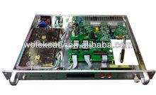 use AOI laser 1310nm catv optical transmitter