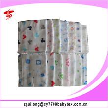 100% cotton gauze disposable sleepy baby diaper