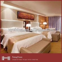 Hilton bedroom,luxury hotel furniture ZT-014