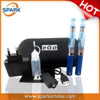 2014 hot sale zipper case electronic cigarettes super slim menthol