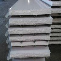 ASTM A653/ASTM A792 high strengh eps sandwich panel for roofing