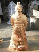 2015 terracotta warrior resin terra cotta warrior