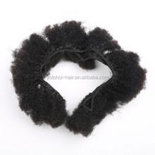 No Tangle No Shedding Sample Order Accept Full Cuticle Brazilian Virgin Hair Afro Kinky Curly Wholesale Brazilian Human