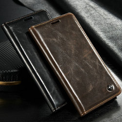 iCase Book Leather Case for Samsung Note 5, CaseMe for Samsung Galaxy Note 5 Stand Mobile Phoen Case&Bag, for Note 5 Case Cover