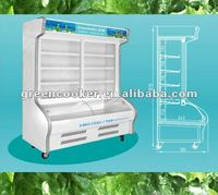 supermarket showcase cooler/vegetable display