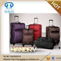 2015 new product polycarbonate trolley luggage luggage wholesale