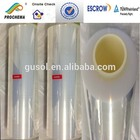 China FEP tape-casting membrane , 1400mm width single layer FEP membrane