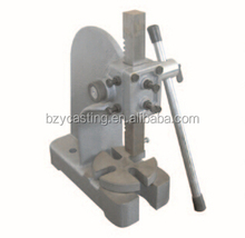 High quality hand arbor press supplier