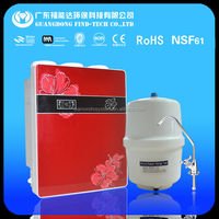 Luxury wall mount domestic water purifier machine for commercial