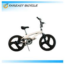 Alta calidad pulgadas de la bicicleta bmx freestyle niños en bicicleta