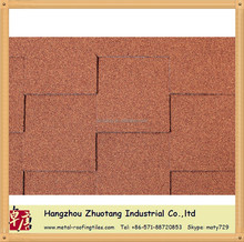 Top quality roofing system goethe asphalt shingle construction material