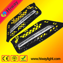 New design LED DRL light auto parts for BMW X1