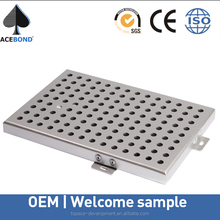 China manufacturer best quality wall cladding,decorative aluminium cladding