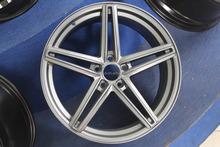popular and nice USA car aluminum alloy wheel  5 spokes  5 holes  18 19 17 inch