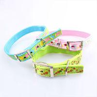 Top sale high quality nylon soft cat collar sample free
