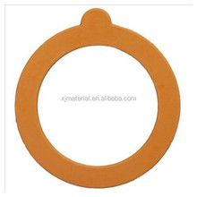 OEM Manufacturer customized Silicone Gaskets for Glass Jars