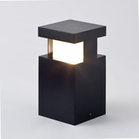 2014 new solar led garden lantern fence lighting low voltage