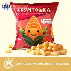 potato chip bags material/potato chip bag sealer from OEM packaging manufacturer
