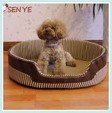 Foam dog beds, Removal washable cushion cover,dog sofa reversible