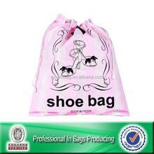 Lead-free 100% Recycled Material Cheap shoe dust cover bag