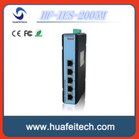 Managed network switches 5 ports