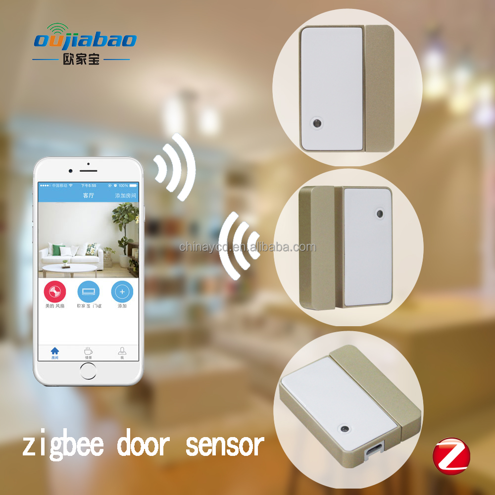 New Technology Home Security Smart Home Smart Door Sensor