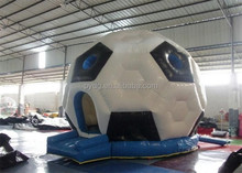 Factory Direct Inflatable Bouncer Football Design