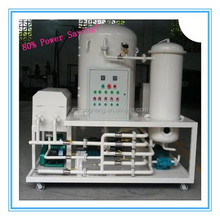 Utility Waste Oil Recycling Machine Without Filter Elements