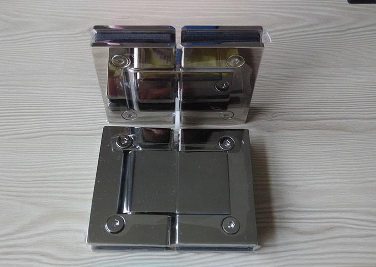 hydraulischen scharnier glast rscharnier scharniere f r. Black Bedroom Furniture Sets. Home Design Ideas
