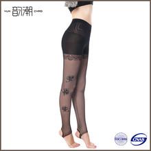 Nueva llegada de moda de diseño personalizado- hechos chica ajustados pantalones leggings