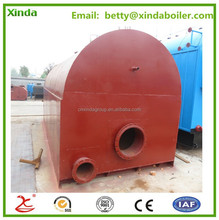 New design Pyrolysis Tire Oil Distillation Equipment / 10Ton Used Tire Recycling Machine