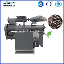 CE approved ring die mini wood granulator extruder machine price home use for sale