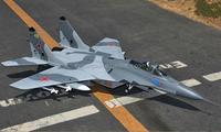 Fighter Mig29 Remote Control Plane 100cc RC Airplane Engine