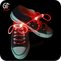 2015 Free Samples Led Shoelaces at a Wholesale Price for Children
