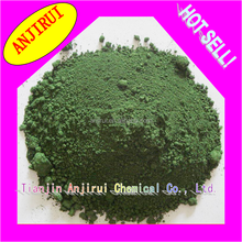 Hot selling Cr2O3 green color powder/ spray paint chrome green / chrome oxide green from China manufacturer