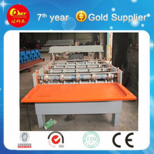 Manufacturer arching plate rolling machine